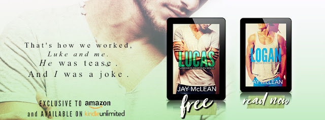 #Freebie Alert: Lucas by Jay McLean