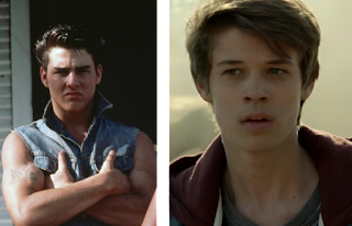 Tom Cruise - Steve - Colin Ford