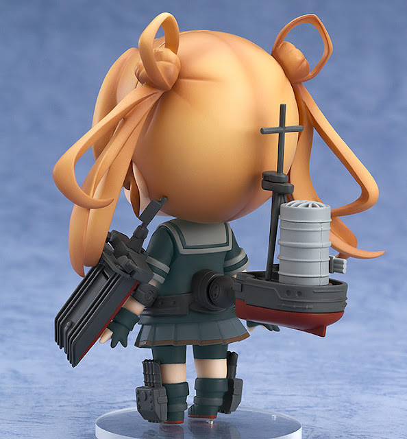 """Kantai Collection -KanColle-""  Nendoroid Abukuma Kai-II - Good Smile Company"