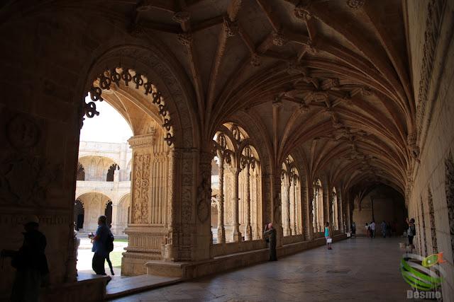 リスボン - ジェロニモス修道院