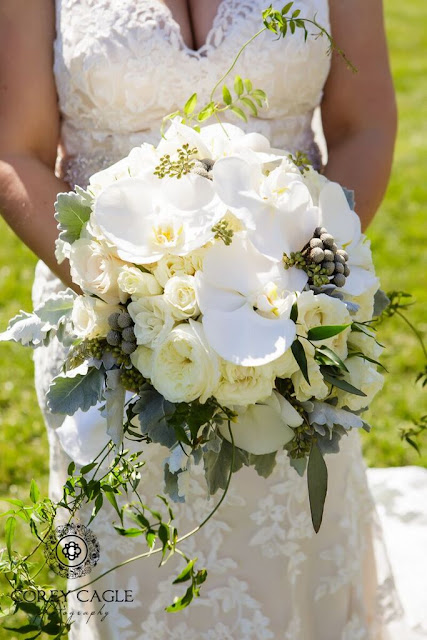 Flower Gallery Bridal Bouquet | Corey Cagle Photography