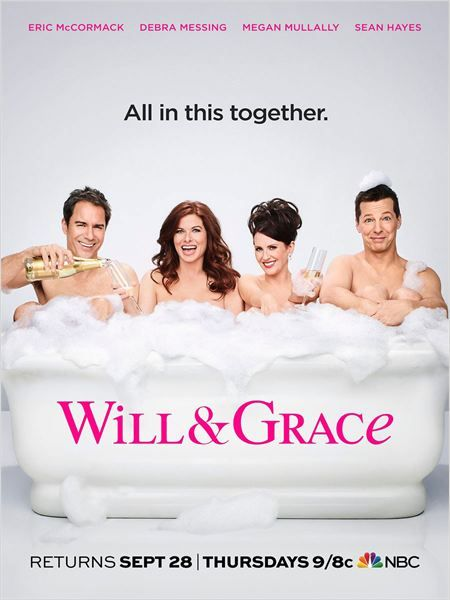 Will & Grace – Saison 10 [Streaming] [Telecharger]