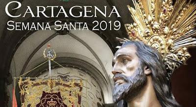 Cartel de la Semana Santa de Cartagena 2019