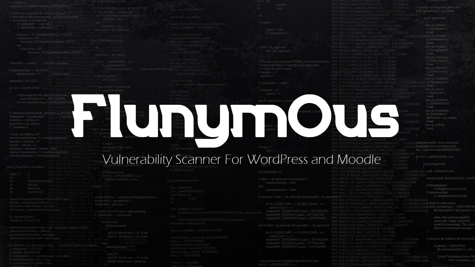 Flunym0us - Scanning Tool