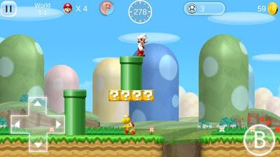 Super Mario 2 HD APK MOD