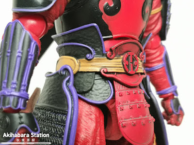 Mei Sho Manga Realization Kabukimono Deadpool - Tamashii Nations