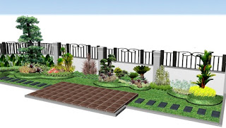 Desain Taman Surabaya - tukngtamansurabaya 25