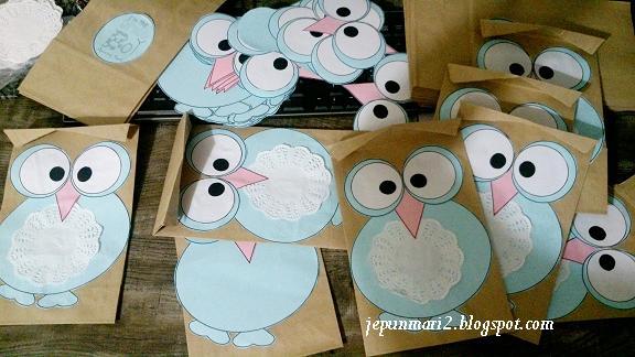 DIY Goodie Bag Lebih Jimat | Birthday Party