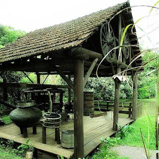 Cachaçaria Weber Haus, em Ivoti