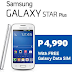 Samsung Galaxy Star Plus: Specs, Price and Availability in the Philippines
