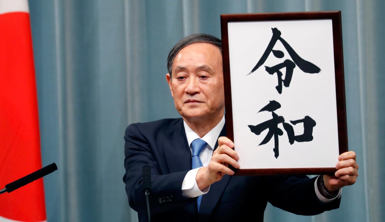 Reiwa Nama Era Terbaru Kekaisaran Jepang