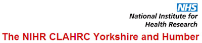 Image of NIHR CLAHRC Yorkshire and Humber logo