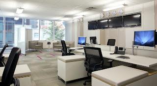 Ghế văn phòng tối ưu tinh thần làm việc cho nhân viên