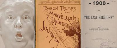 Trump BaronTrum Lokwood conjugando adjetivos