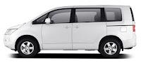 Mitsubishi Delica Warna Putih Atau Warm White Pearl