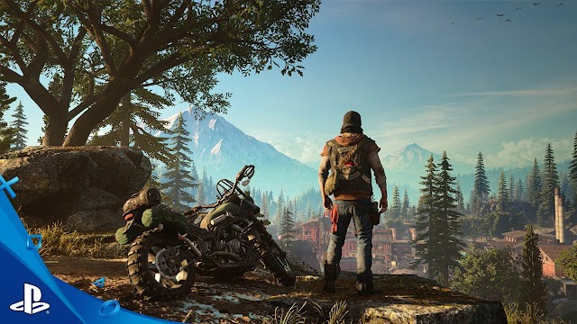 Game Days Gone has 6 hours of Cutscenes