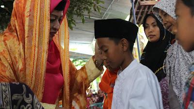 Sambut Tahun Baru Islam, Majlis Ta'lim Miftahul Huda Adakan Satunan Anak Yatim
