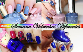 Alquimia das Cores, Coletivo 2018, Hello Kitty Beauty for Sephora, Blueberry, Bubble Gum, Prorance International, Ice Grey, Glossy Purple, Ushine, #17, Rosa, Rosa Queimado, Cinza, Azul, Teal, Pink, Cremoso, Glitter, Kokeshi nail polish,