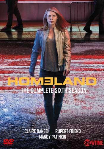Homeland 6ª Temporada Torrent - BluRay 720p Dual Áudio