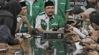 GP Ansor Tolak Minta Maaf Membakar Bendera Tauhid