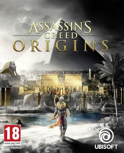 Assassin's Creed Origins indir - TORRENT - CPY - 2018