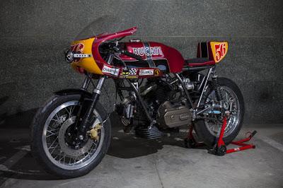 Ducati 860 GT Endurance by XTR Pepo