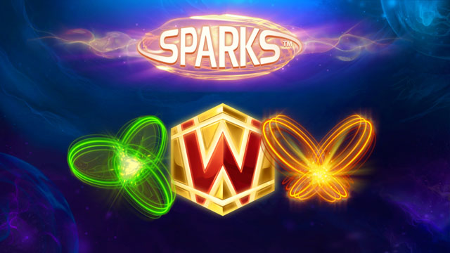 Sparks Video Slot from NetEnt