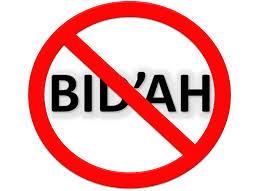 contoh perbuatan bid'ah dalam kehidupan sehari-hari