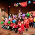 Celebran con un dragón, música y caligrafía la llegada del año chino del gallo