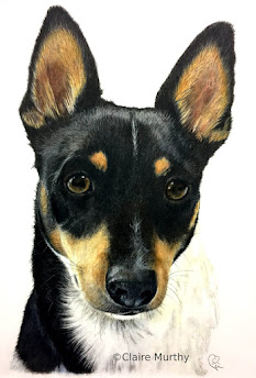 Detailed Animal Portraits and Paintings