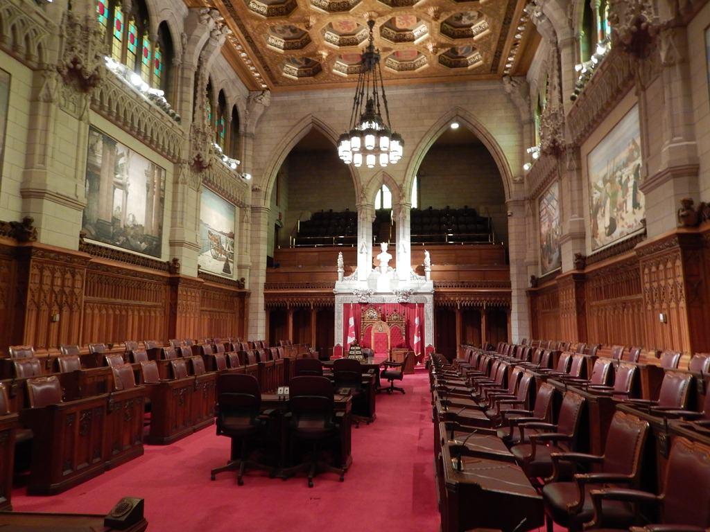Colina do Parlamento do Canadá