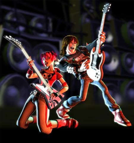 Download Guitar Hero Slow Rock PS2
