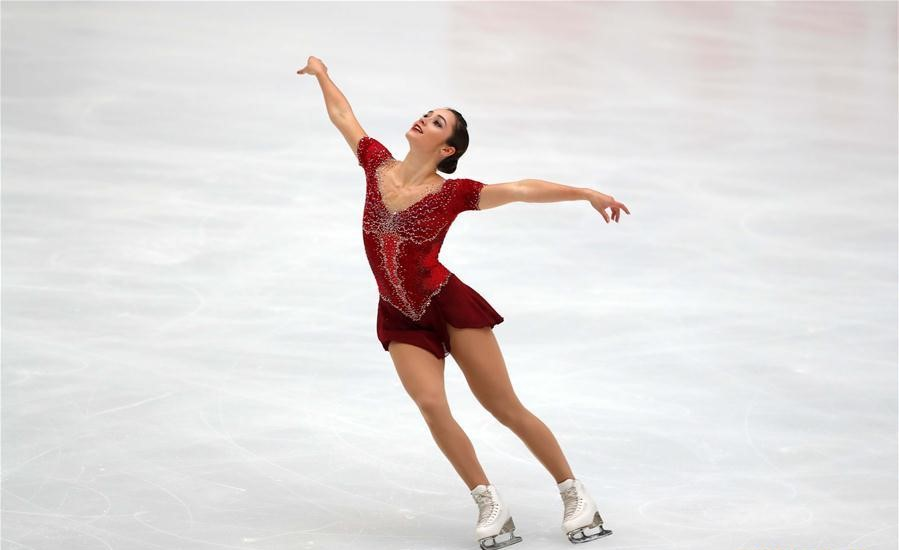 Ice Style 2016 Cup Of China Costumes Ladies Men Pairs Ice Dance Nick Verreos