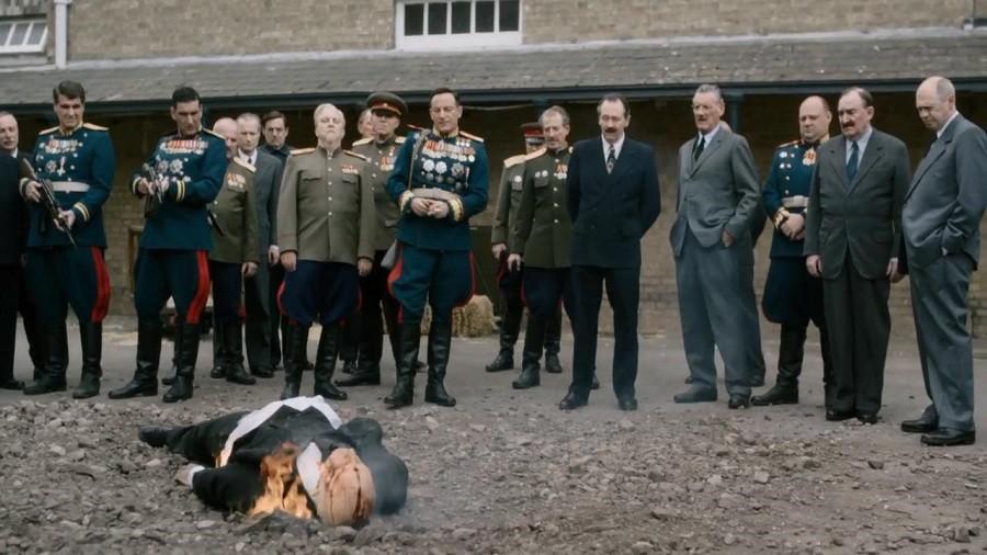 Imagens A Morte de Stalin BluRay