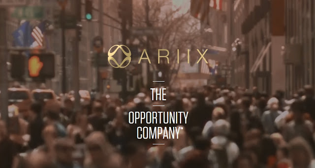 ARIIX OPPORTUNITY