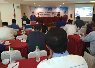 Pileg 2019, PAN Incar Kursi Ketua DPR NTB