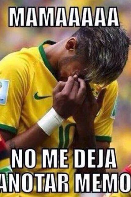 Iphone Sayings Wallpaper Memes De Neymar Tras El Empate Brasil Vs Mexico