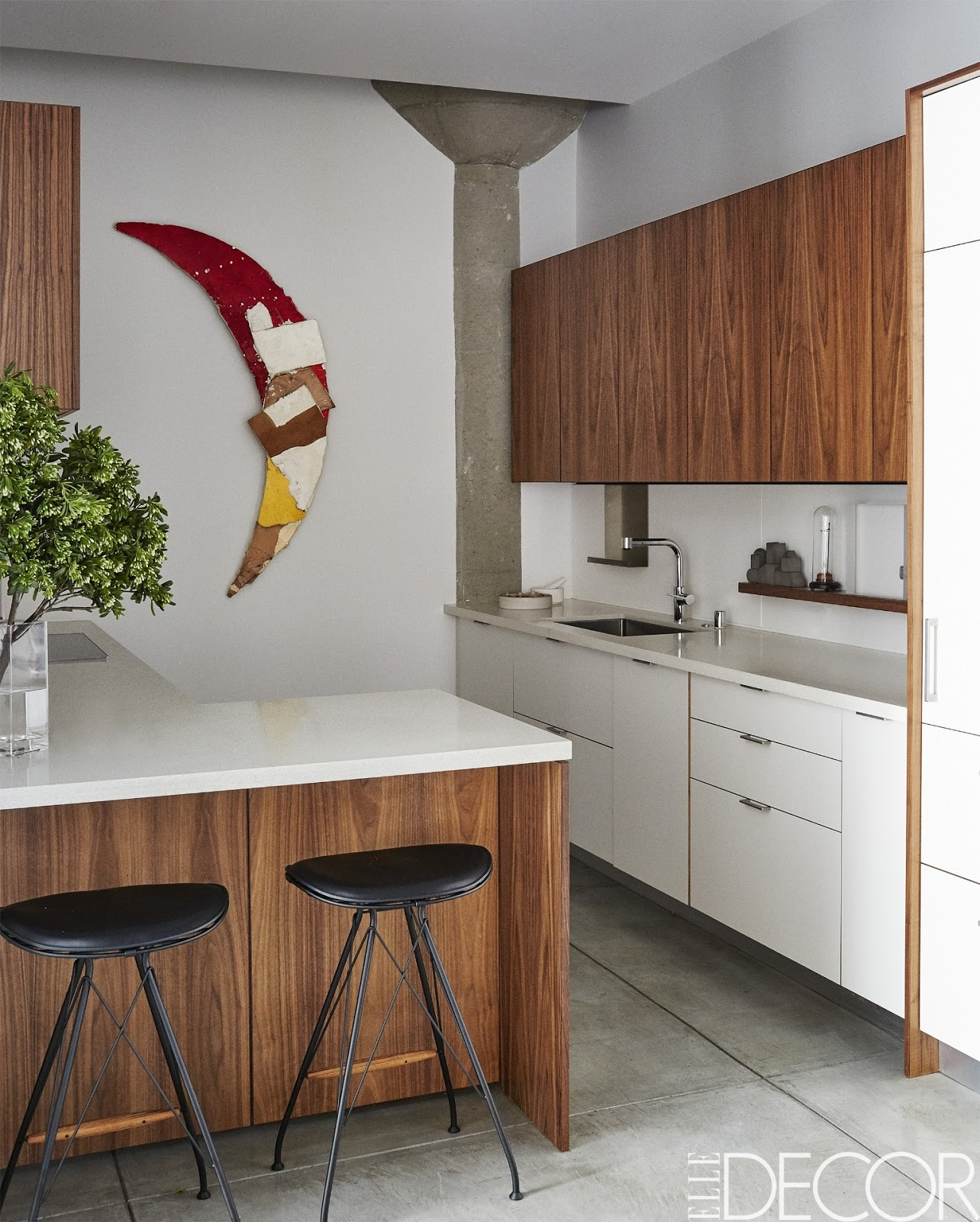 Loveisspeed Tour A Raw Refined San Francisco Home With Art Gallery Sensibilities