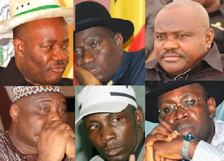 SHOCKER: N'Delta Avengers Splinter Group Names Jonathan, Wike, Dokpesi, Akabio, Others As Sponsors