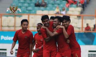 Timnas Indonesia U-19 Dikalahkan Arab Saudi 1-2