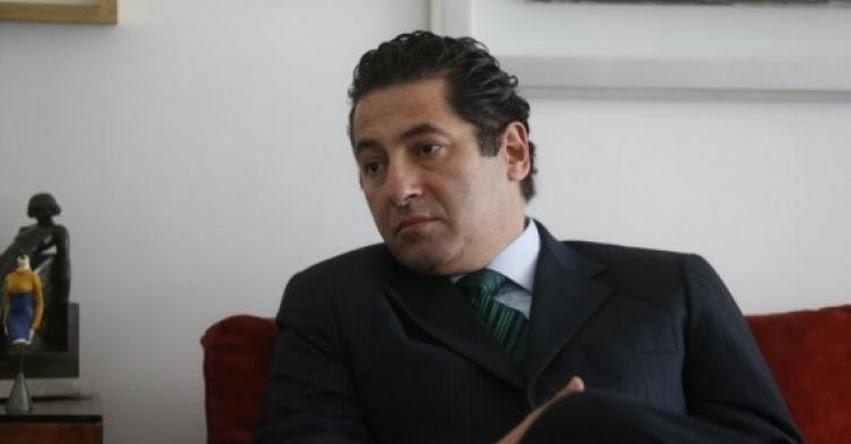 Salvador Heresi sería el nuevo Ministro de Justicia del Gobierno de Martín Vizcarra (Gabinete Villanueva)