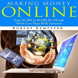 making money online book, robert kempster