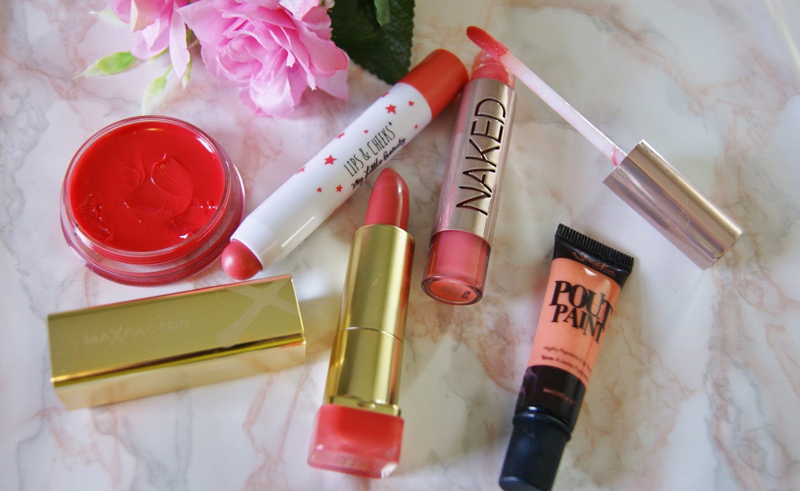 A Life With Frills Guest Post | Top 5 Coral Lip Products for