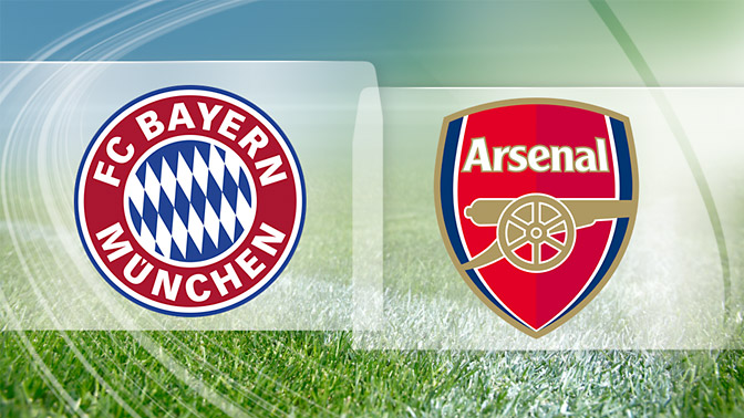 Champions League match preview Bayern Munich vs Arsenal