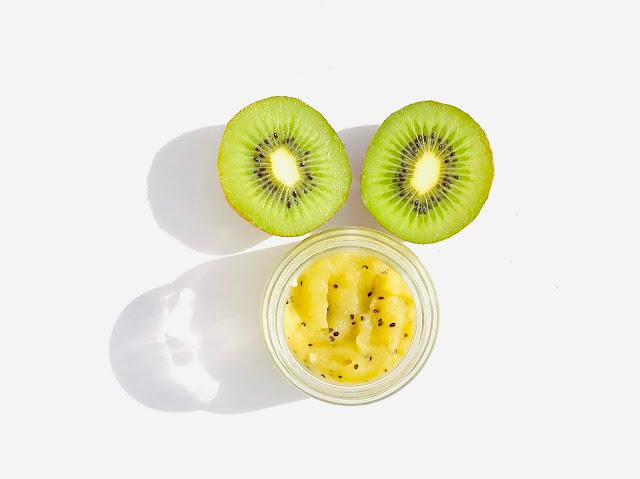 compote kiwi pomme pour bébé