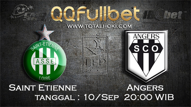 PREDIKSIBOLA - PREDIKSI TARUHAN BOLA SAINT ETIENNE VS ANGERS 10 SEPTEMBER 2017 (LIGUE 1)