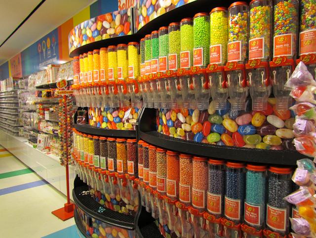 Loja Dylan's Candy Bar em Nova York