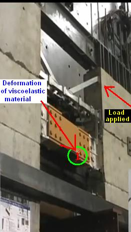 Full-scale tests of the W-EQ Coupling Damper- conducted for  both wind and earthquake applications for realistic high-rise building  load conditions