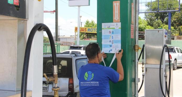 Pro Consumidor orienta a los consumidores de GLP y combustibles sobre sus derechos