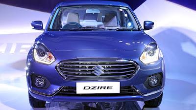New 2017 Maruti Suzuki Dzire